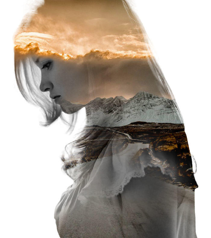 fotosolution-Stunning-Double-Exposure Portraits Where I-Merge-Two-Worlds-Into-One-03