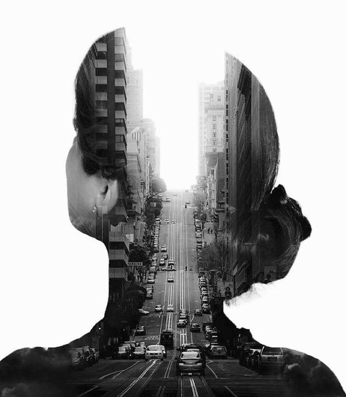 fotosolution-Stunning-Double-Exposure Portraits Where I-Merge-Two-Worlds-Into-One-05
