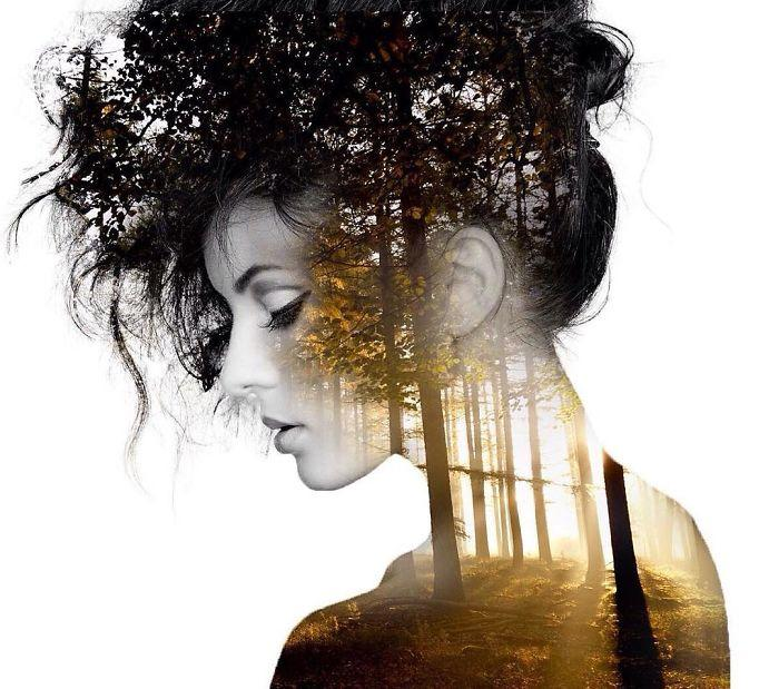fotosolution-Stunning-Double-Exposure Portraits Where I-Merge-Two-Worlds-Into-One-06