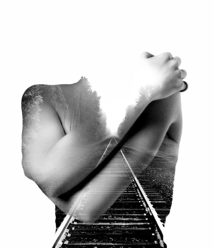 fotosolution-Stunning-Double-Exposure Portraits Where I-Merge-Two-Worlds-Into-One-10