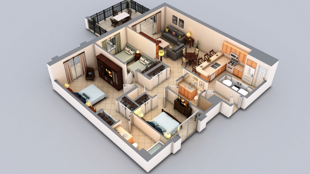 fotosolution-How-to-Attract-Home-Buyer-with-3D-Floor-Plan-02